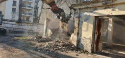 demolizione arsenale